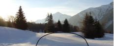 Randonnée motoneige Barèges Grand Tourmalet Pyrennées