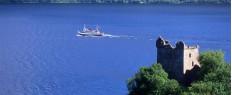Croisière d'une journée sur le Loch Ness + visite du château d'Urquhart et du centre d'exposition du Loch Ness