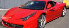 Stage pilotage Ferrari Italia Chenevières