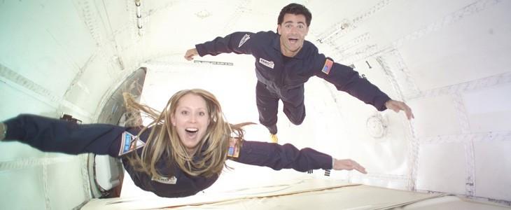 Vol parabolique - vol en apesanteur en Floride - USA