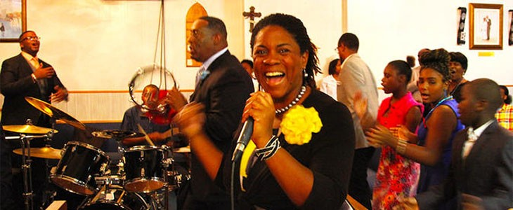Assister à une messe Gospel de Harlem à New York