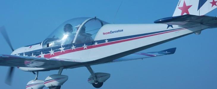 Initiation pilotage avion Lille Bondues
