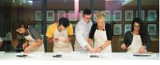 Cours de cuisine chez Alain Ducasse, Paris 16ème