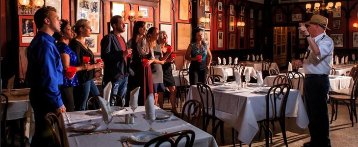 Tour des bars de la Nouvelle-Orléans, Louisiane