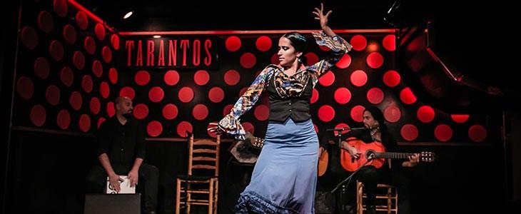 Tour gastronomique et spectacle flamenco à Barcelone, Espagne