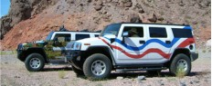 Excursion en Hummer au barrage Hoover, Las Vegas