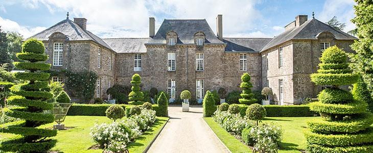 Week-end de charme dans un château en Bretagne