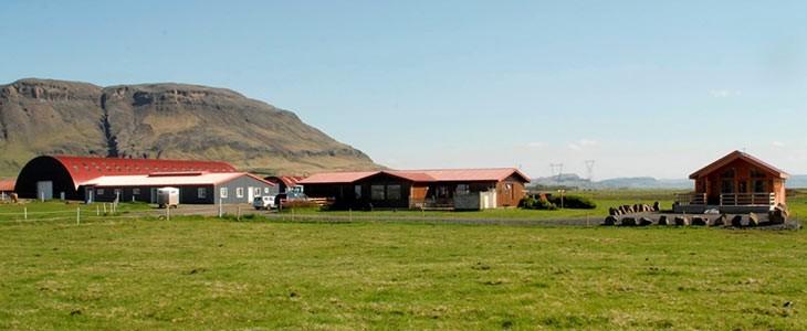 Séjour à la ferme en Islande