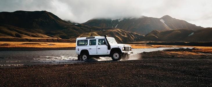 Circuit en famille en Islande + location de voiture