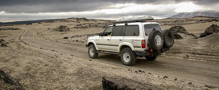 Circuit luxe privé en 4x4 en Islande