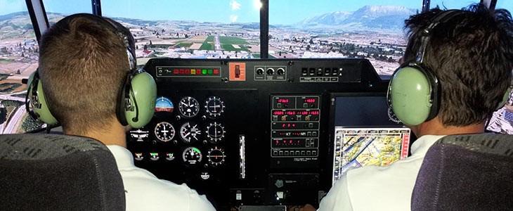 Simulateur de vol proche Marseille, Provence-Alpes-Côte-d'Azur