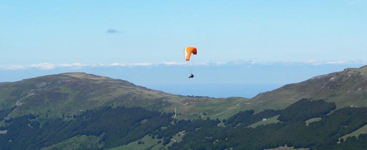 Bapteme de parapente prox Ardèche