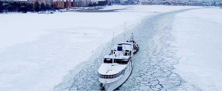 Séjour insolite et original sur un yacht à Stockholm, Suède