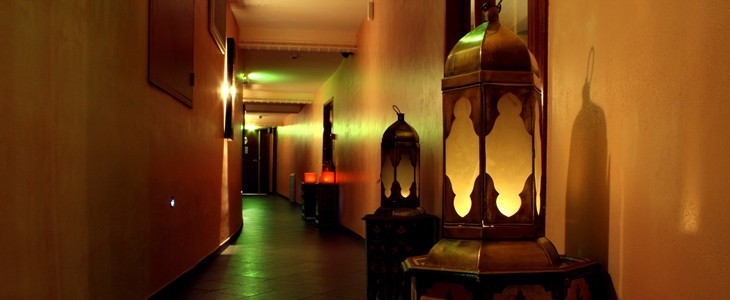 Hammam et massage en duo Nantes