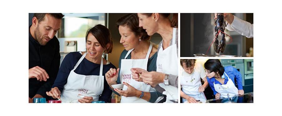 Cours De Cuisine Valence à Lécole Scook Anne Sophie Pic Drôme