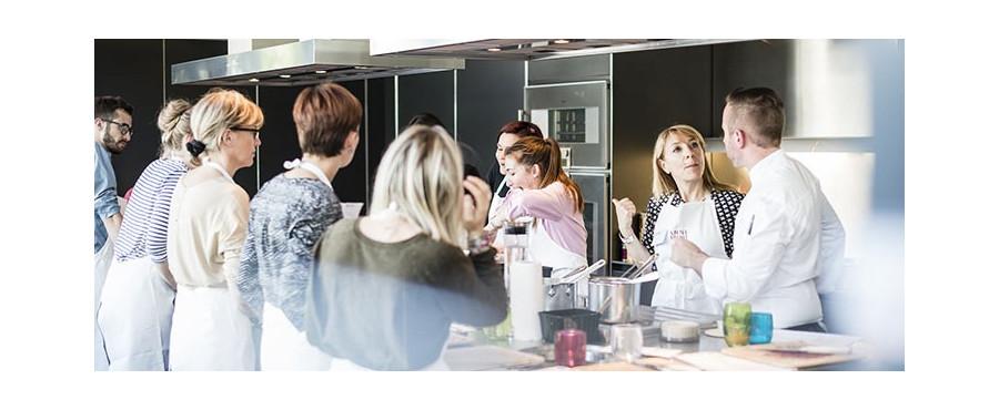 Cours De Cuisine Valence à Lécole Scook AnneSophie Pic Drôme - Cours de cuisine valence