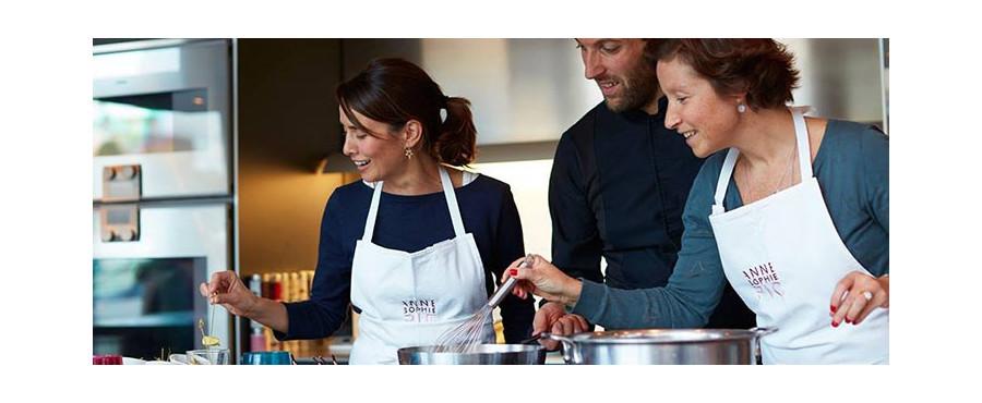 Cours De Pâtisserie Valence Ecole Scook Anne Sophie Pic