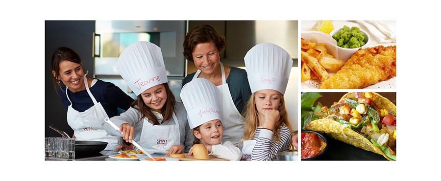 Cours Cuisinepâtisserie Enfant école Scook AnneSophiePic ValenceDrôme - Cours de cuisine valence