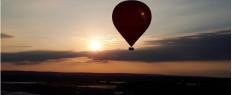 Vol en montgolfière Cholet, Maine-et-Loire