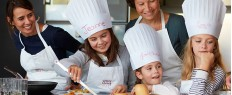 Cours de cuisine ou pâtisserie parent/enfant école Scook Anne-Sophie Pic à Valence, Drôme