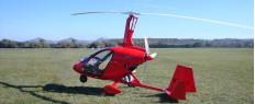 Vol initiation au pilotage autogire à Issoire, Puy-de-Dôme