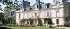 Dégustation de vins dans un château Pays de la Loire