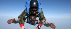 Saut en parachute proche Péronne dans la Somme