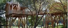Week-end en cabane en Gironde pr. Langon