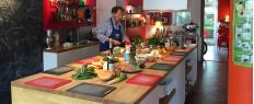 Cours de cuisine à Luxembourg