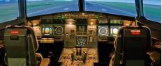 Simulateur de vol en Airbus proche Lille