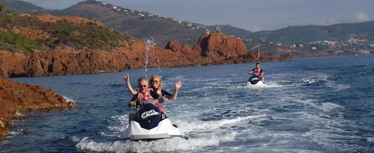 Jet ski Cannes