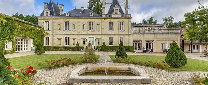 Week-end oenologique dans un chateau viticole du Médoc
