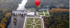 Vol en montgolfière privé à Chenonceaux, Touraine