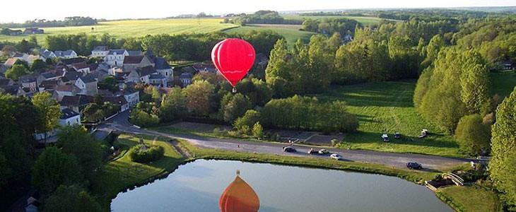 Vol en montgolfière privé à Cheverny, Sologne