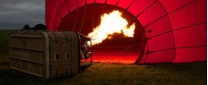 Vol en montgolfière privé à Valençay, Indre