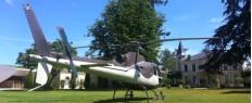 Vol en hélicoptère proche Montauban, Tarn-et-Garonne