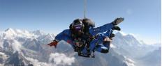 Saut chute libre Tandem sur l'Everest - Nepal