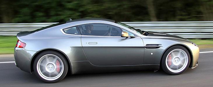 Stage de pilotage Aston Martin à Nevers, Nièvre