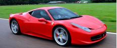 Stage de pilotage Ferrari Italia à Nevers, Nièvre