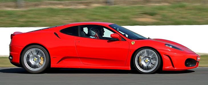 Stage de pilotage Ferrari F430 à Nevers, Nièvre