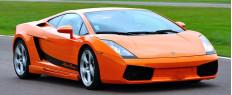 Stage de pilotage Lamborghini proche Metz
