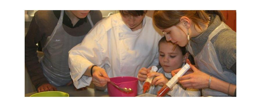 de cuisine pour enfants à dijon