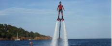 Initiation au flyboard à Théoule-sur-Mer proche Cannes
