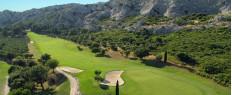 Week-end golf aux Baux de Provence