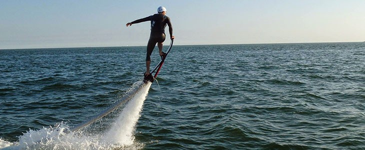 Initiation d'hoverboard à Pornichet