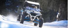 Buggy sur glace Flaine Haute Savoie