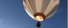 Vol en montgolfière proche Dijon