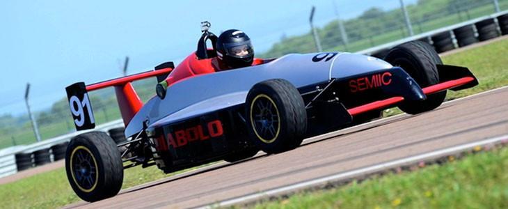 Stage pilotage Formule Renault – Circuit de la Ferté Gaucher