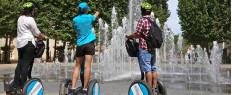 Visite insolite de Montpellier en segway