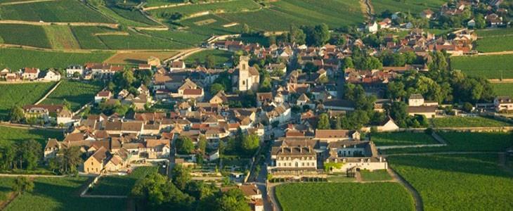 Vol hélicoptère Beaune Bourgogne